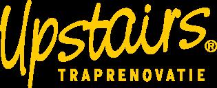 Upstairs Logo Geel